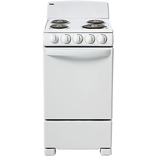 Danby 20-in. Electric Range with Coil Elements and...