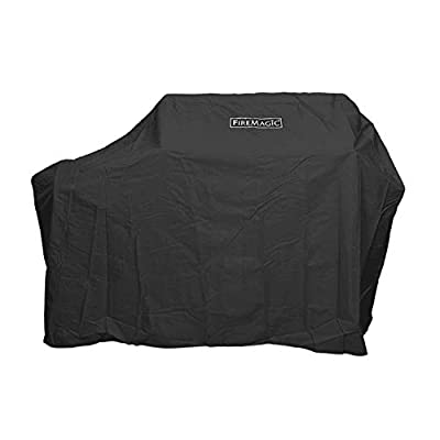 Fire Magic Grill Cover For Aurora A530 Freestanding Gas Grill With Side Burners - 5135-20f