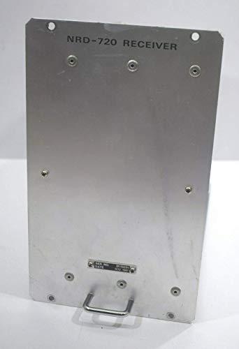 JRC NRD-720 SV-2.6 V-0170A MF/HF Double Superheterodyne Scanning Receiver (IMI- 1125040680063)