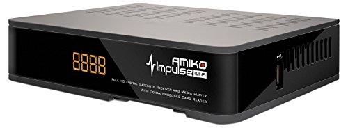 Amiko DVB-S2 Satellite Receiver MIRA WIFI