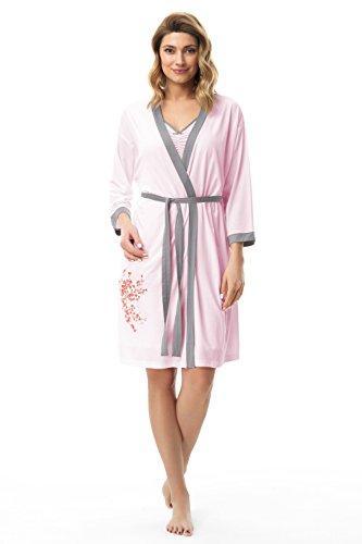 e.FEMME dames Kimono ASAMI 676 van viscose