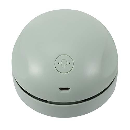Hemobllo - Aspirador de escritorio mini con cepillo USB y boquilla para...