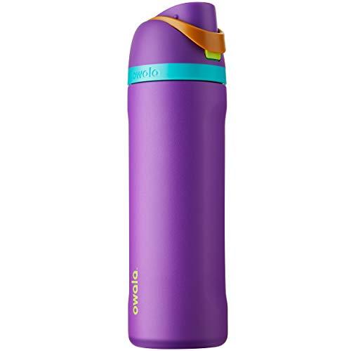 Owala - Botella de agua con cierre de botón