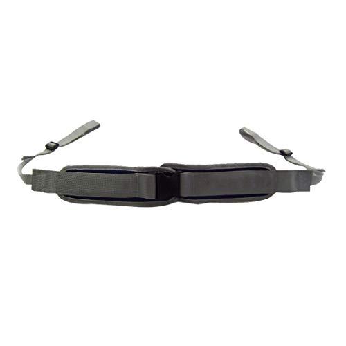 Obbocare | Cinturón pélvico de sujeción para silla de ruedas | Regulación con hebillas