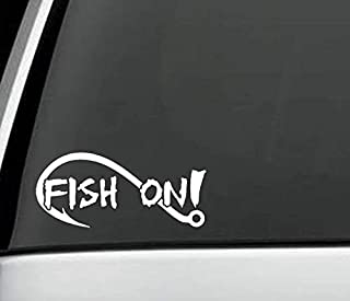 Best fishing decals stickers Reviews