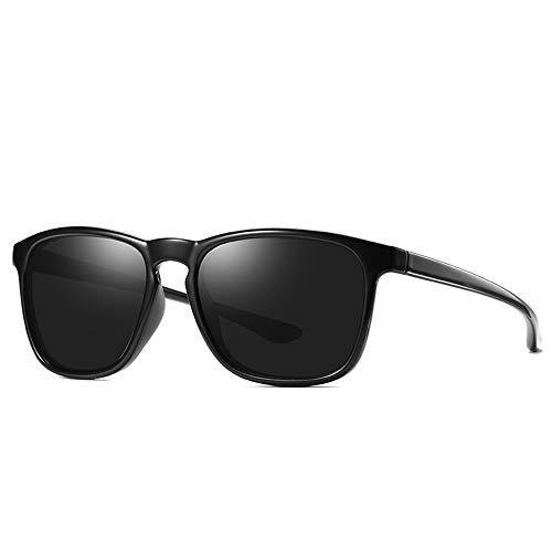 Mannen en vrouwen gekleurde zonnebril zonnebril polarisator fashion bril Box 0916 om de trend te leiden
