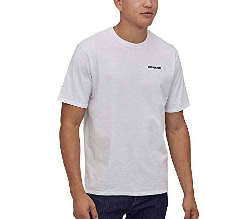 Patagonia M's P-6 Logo Responsibili-tee - Camiseta Hombre