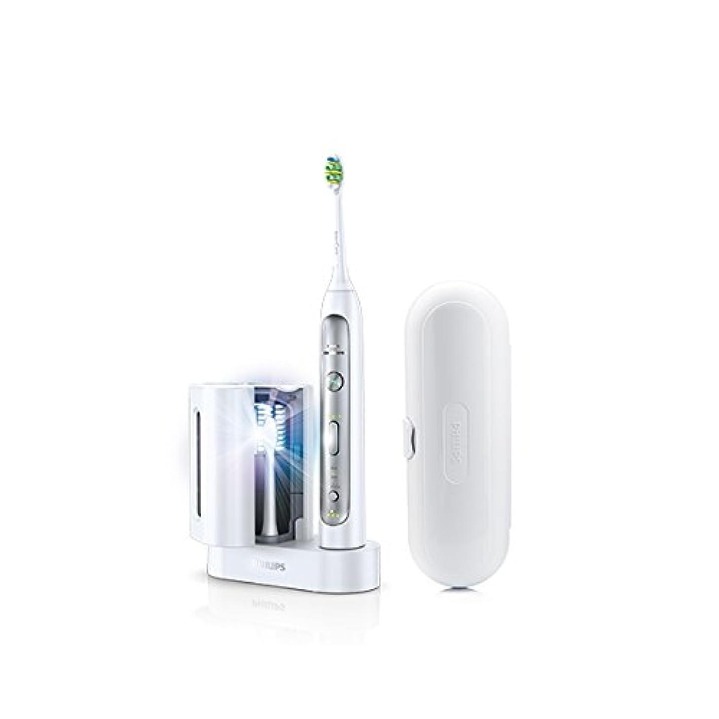 磁石シールド資本主義ソニッケアー 音波式電動歯ブラシ 「フレックスケアープラチナ」 HX9170/10