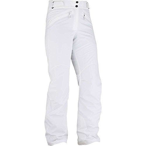 Eider Lamolina Pantalon de Ski Femme, Blanc/Blanc, FR : 38 (Taille Fabricant : 38)
