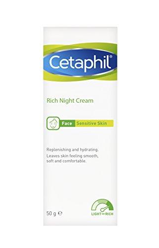 Cetaphil Rich Crema de noche 50 g