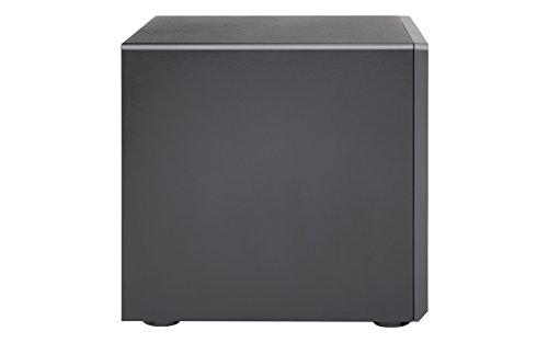 QNAP TS-1677X-1200-4G 16 Bay Desktop-NAS-Gehäuse mit 4 GB RAM