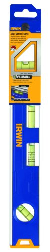 IRWIN Level, Magnetic, Toolbox Size, 12-Inch (1794157) , Blue