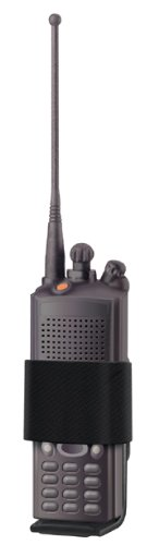 Gould & Goodrich B654W - Carcasa para radio (tejido negro)
