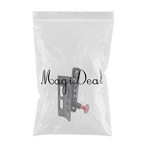 MagiDeal Car Fire Extinguisher Mount Bottle Holder for Wrangler JKU JL TJ - Red, 160x50x30mm