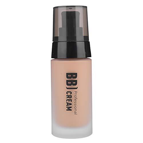 Corrector para hombre BB Cream Oil Control Corrector Maquillaje hidratante 40g(Color de trigo)