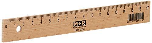 Staufen - Regla de madera (17 cm)