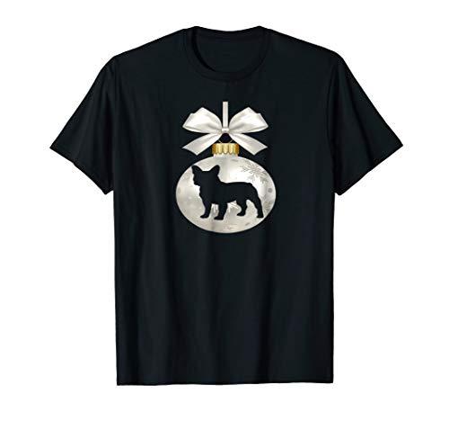 French Bulldog Breed Owner Christmas T Shirt Gift Dog Lover