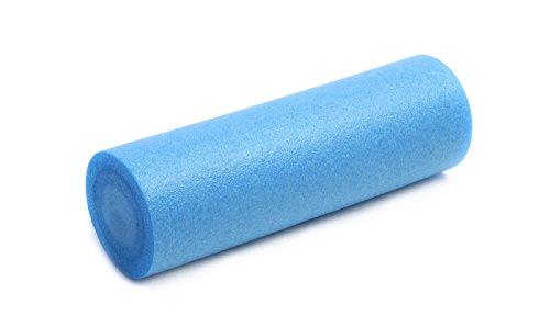 Yogistar Pilatesrolle Hartschaum 45cm, blau