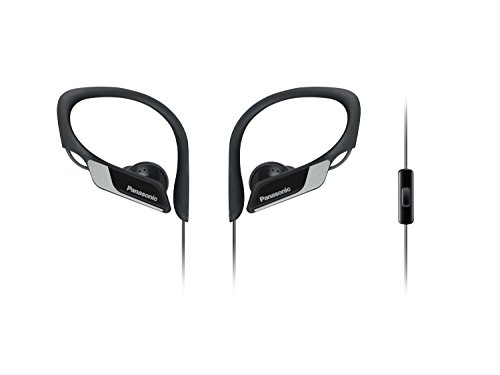 Panasonic RP-HS35ME-K - Auriculares Deportivos Impermeable