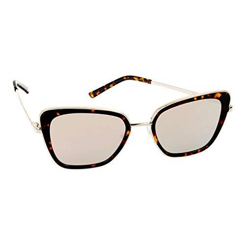 Liebeskind Berlin Damen UV-400 Schutz/Metall Sonnenbrille 54-20-140-10719, Farbe:Farbe 1