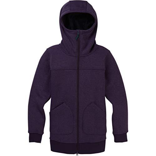 Burton Damen Fleecejacke W Minxy FZ, Größe:XS, Farben:Purple Velvet Htr