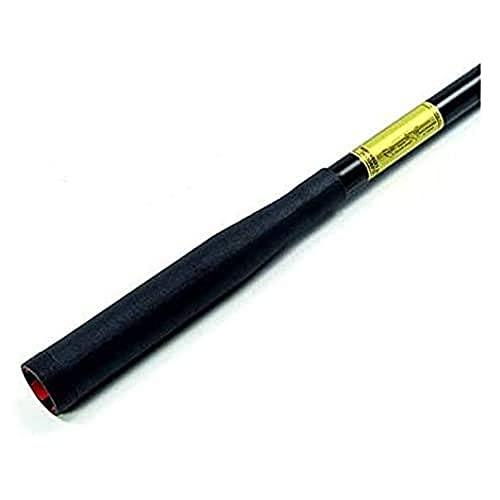 Funky Chalk Black Push-On Extension-Extends to 95cm, Estensione telescopica a Pressione, Si estende Fino a 95 cm, Colore: Nero Unisex-Adulto