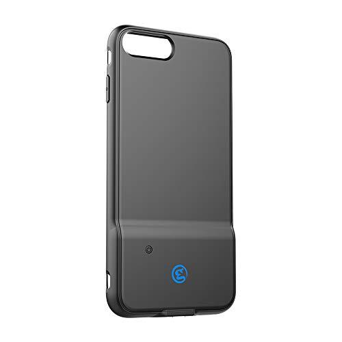 GameSir Custodia per Cellulare I3 con Trigger di Gioco L1 R1 per PUBG, Cover per Giochi Bluetooth con Doppio Pulsante di Gioco per iPhone 6p/7p/8p