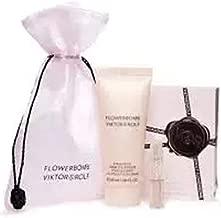 Flowerbomb Viktor Rolf Mini Spray and Body Lotion