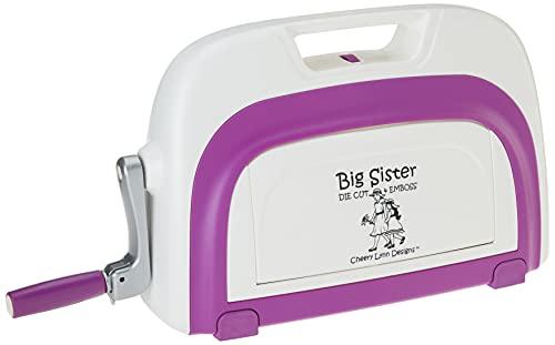 Cheery Lynn Designs S174 Big Sister Die Cut & Emboss Machine