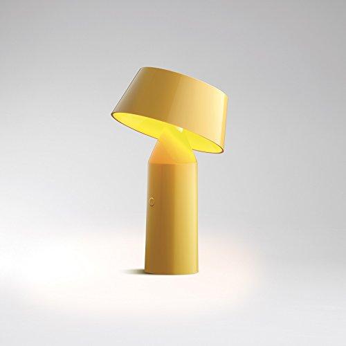 Marset - Lámpara de mesa LED inalámbrica, color amarillo