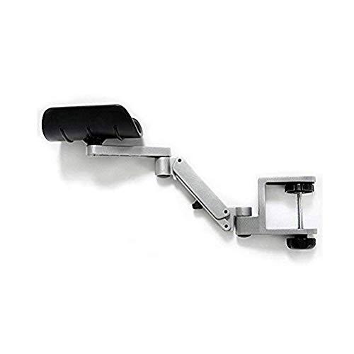 YANGHX Data di Sostegno Portatile Arm Design ergonomico articolato Computer | Dimensioni Regolabile Schienale Ufficio Extender | Attachable in Lega di Alluminio di Braccio conviviale Stand