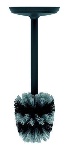 Brabantia 370021 Bürste Zu Edelstahl Toilettenbürstengarnitur schwarz