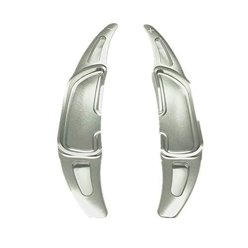 HJPOQZ Paleta de Cambio de Marchas de Volante, para Mercedes AMG GT A35 A45 C43 C63 E53 E63 S63 S65 G63 GLB35 GLC43 GLC63 W205 W213 X253