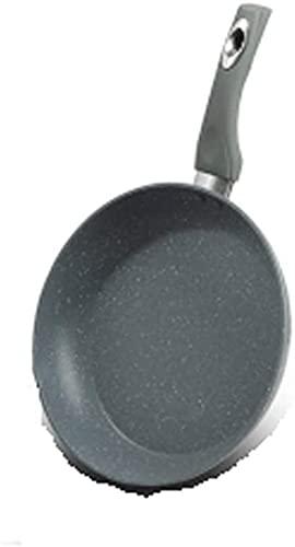 Wok Pan de fritorilla antiadherente PANCAKE PANTAS DE STICKIN DE HUMO OILLO DE COCINA DE COCINA DE COCINA DE COCINA DE INDUCCIÓN Sartén antiadherente (Color : B)