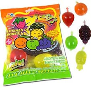 DinDon JU-C Jelly Fruity Snacks made famous on TikTok 4 pack