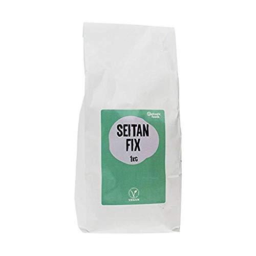 Vantastic Foods | Seitan Fix| Pulver | Weizengluten | Fleischersatz | Fleischalternative | 1kg | 1000 g