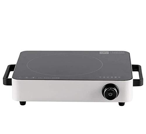 Estufa de cerámica eléctrica HOGAR 2200W Onda de alta potencia Onda de onda de luz MINI Cocina de inducción de múltiples funciones utilizada en utensilios de cocina de cocina adecuados, como olla de s