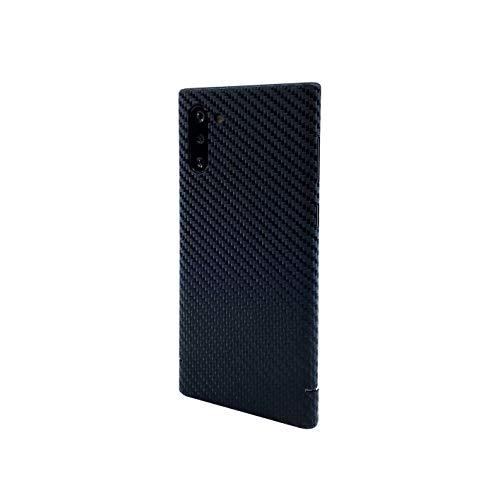 Nevox Carbon Series Cover für Samsung Galaxy Note 10, [High-Tech-Fasern] Carbon, Aramid und Vectran - Made in Germany -