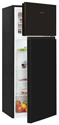 Exquisit KGC270-45-010E - Frigorífico y congelador (205 L), color negro