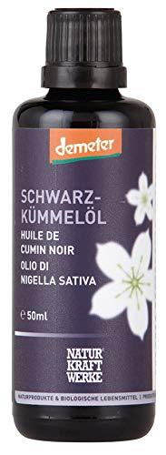 Schwarzkümmel Öl Demeter, 50 ml