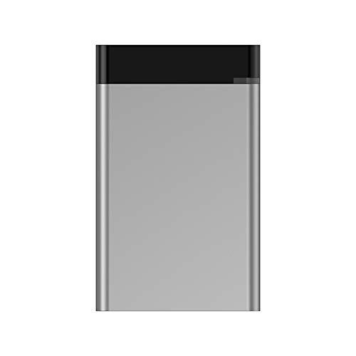 Disco Duro Externo Portátil De Aluminio De 2.5