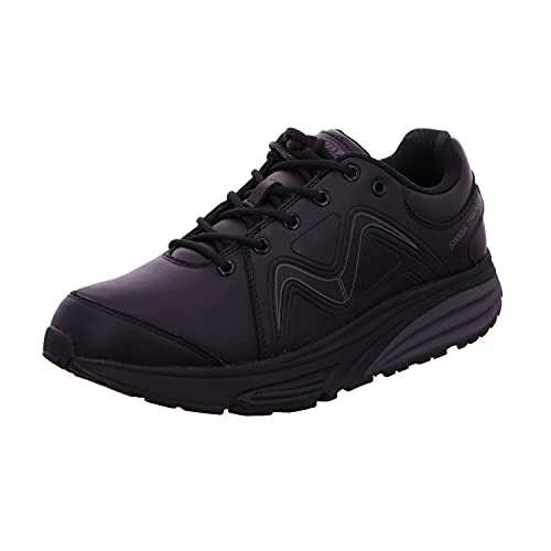 MBT Herren Simba Trainer M Sneakers, Schwarz 257f 700860 257f, 42 EU