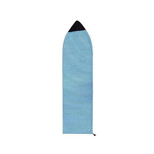 POHOVE Funda protectora para tabla de surf, ligera, para tabla de surf, elástica, transpirable, para calcetines, longboard, Shortboard