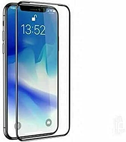 Cracksin Full Cover 9D Ceramic Panzerglas für Samsung Galaxy A50 Displayschutz Panzerfolie Edges Matte Screen Protector 100% Fingerabdrucksensor