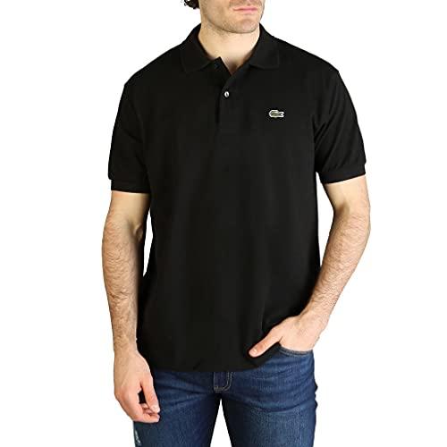 Lacoste L1212, Polo Homme, Black, L