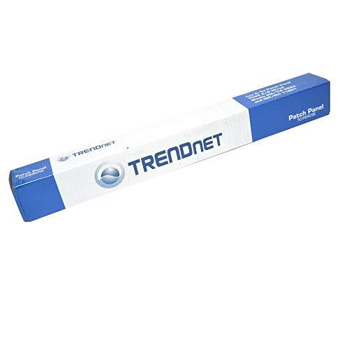 TRENDnet 24-Port Cat5e Network Unshielded Patch Panel
