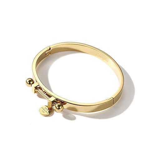 LIANGJING Rose gouden armband eenvoudige persoonlijkheid instroom van mensen sieraden accessoires mode wilde Ms. paar licht gift vriendin