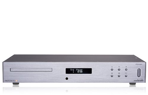Audiolab 8200 CD V12E silber CD-Player