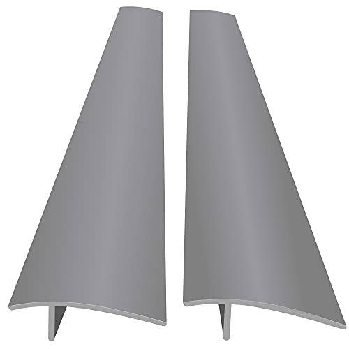 Gorilla Grip 2 Pack Silicone Stove Gap Covers,...