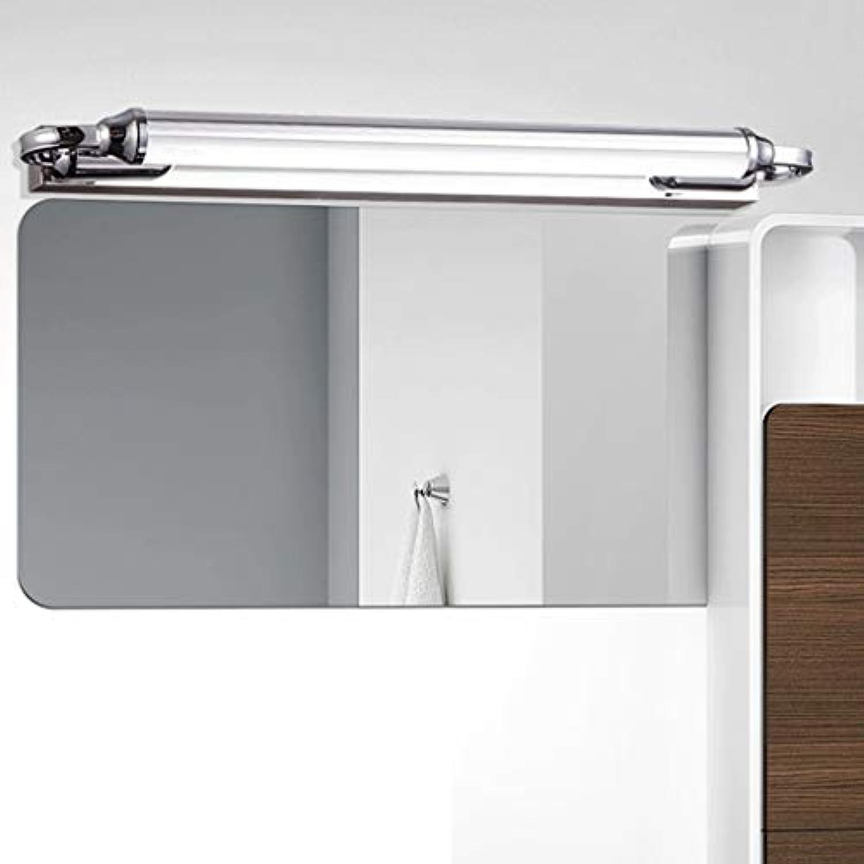 WENYAO Die erntezeit led Spiegel frontleuchte Moderne Spiegel kabinett Lichter badezimmerspiegel Lichter Edelstahl wasserdicht Nebel (gre  65  10  3,5 cm)